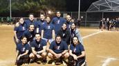 Cigarroa ES Staff Enjoy Spring Softball League