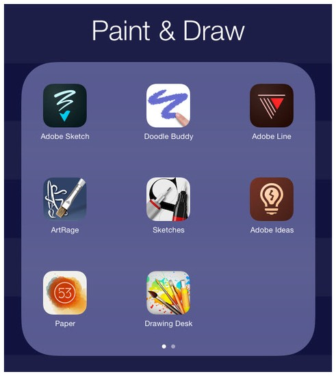 Classroom Design App ~ Digital art in the classroom smore newsletters
