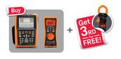 Ademas sigue vigente la promoción del 3 X 2 en Instrumentos portátiles de la linea naranja!!!
