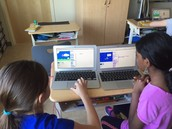 4th grade codes using Scratch