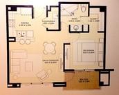 Hermoso apartamento Full equipado, listo para ocupar!