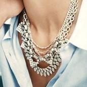 Silver Sutton Necklace