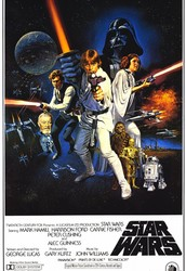 Come enjoy the original 1977 Star Wars presented in 16 mm.