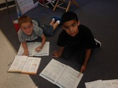 Marvelous Math Partners