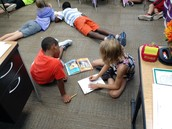 I&E Finding Text Evidence