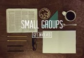 Interested in starting a Small Group?