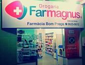 Drogaria Farmagnus - Farmácia Bom Preço
