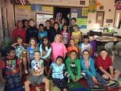 Mrs. Proctor's Class