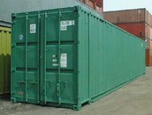 45 foot shipping container