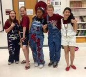 """Overall Day - Run """"Overall"""" the Maruaders!"""
