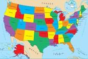 The U.S. States