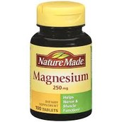 Magnesium Supplement Pills