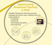 Reciprocal Teaching Literacy Strategy