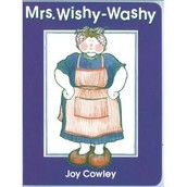 Mrs. Wishy Washy Book