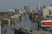 New Orleans 2005 (Right after Hurricane Katrina)