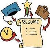 Grad Student Resumes