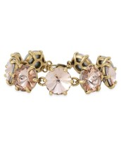 Amelie Sparkle Bracelet-Peach, $39