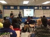 CCHS - Presentations in English IV