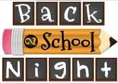 Back-to-School Night 2015