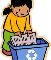 The Recycling Girl