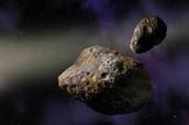 כיצד נוצרו האסטרואידים