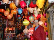 Lamps of Hoi An Town