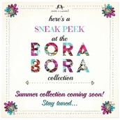 Le Tropique- Bora, Bora Collection