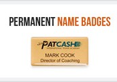 Name Badges Brisbane for those Promotional Meetings and Events