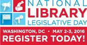 National Library Legislative Day 2016