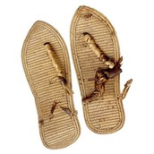 We are the only comforting sandals in all of Ancient Egypt!