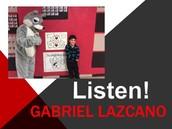 Gabriel Lazcano