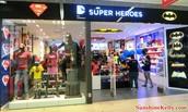 DC retailer