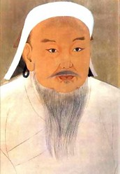 Genghis Khan Birth