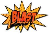 Blast Experience   $5,000
