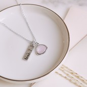 'Love' Charity Charm Necklace