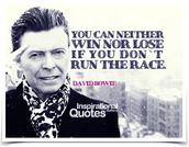 David Bowies life theme
