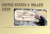 United States V Miller summary