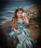 JoLeigh Was a Mermaid!