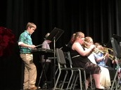 Best 6th grade band ever!