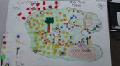 Sample Map Project Most Dangerous Game by Richard Connell