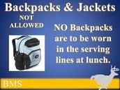 BACKPACKS & JACKETS