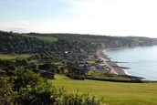 Normandie: Normandies kust: Här bor vi 3 nätter