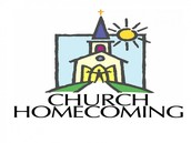 Homecoming 2016 - Sunday, June 5th