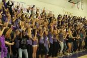 Pep Rallies for Big Games