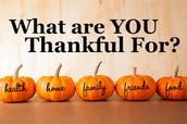Thanksgiving Break