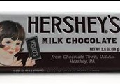 This is the oldest version of a chocolate bar