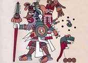 Mixtecs language and artwork