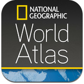 World Atlas By National Geographic