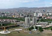 Mongolia's capital Ulaanbaatar