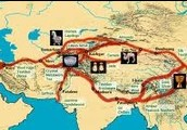 5. How far did the Silk Road extend?